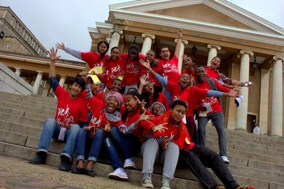 Picture of 2013 Trailblazer Program Cape Town