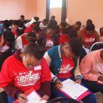 Trailblazers completing their end-of-Program survey
