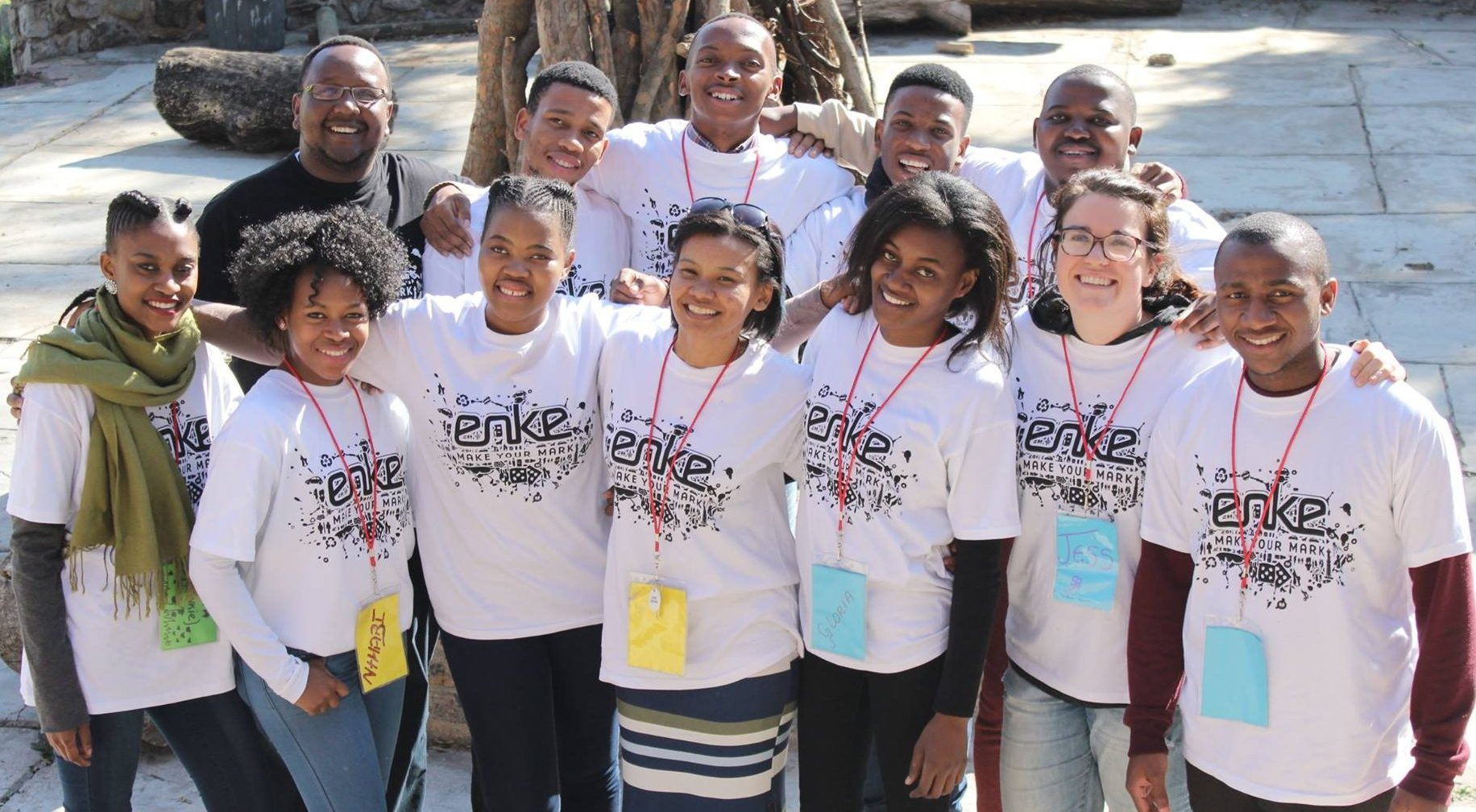 Group Picture of 2016 enke: Ignition Program Participants