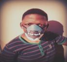 Example of custom masks by Khulani & Sibongile